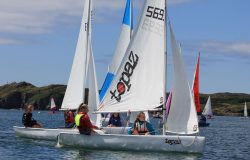 "Sailing Course Application Forms now ""live"""